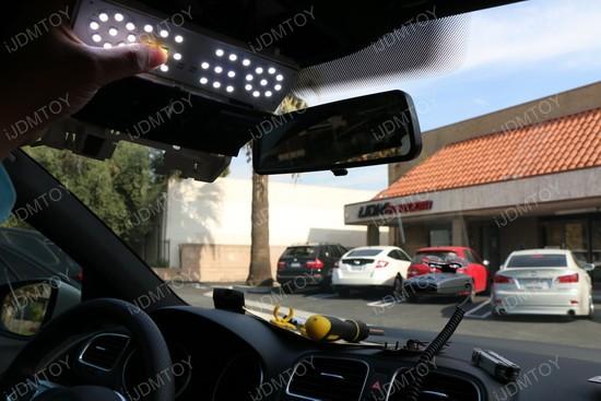 Volkswagen interior light kit 06