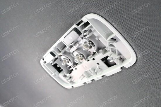 Volkswagen interior light kit 08