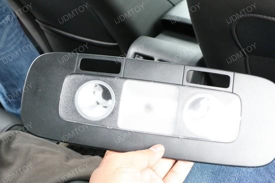 Volkswagen interior light kit 09