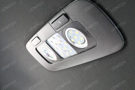 Volkswagen interior light kit 11