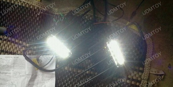 Volkswagen GTi LED DRL 03