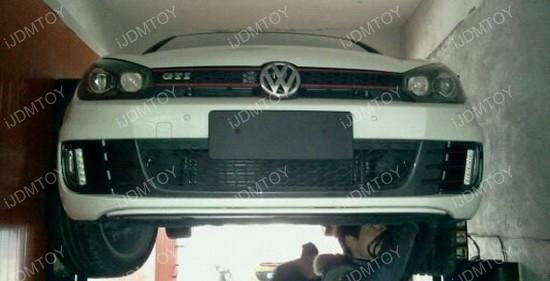 Volkswagen GTi LED DRL 04