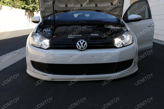 Volkswagen Golf H15 LED DRL 03
