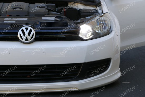 Volkswagen Golf H15 LED DRL 05