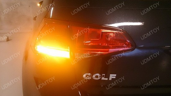 Volkswagen PWY24W LED Turn Signal 07