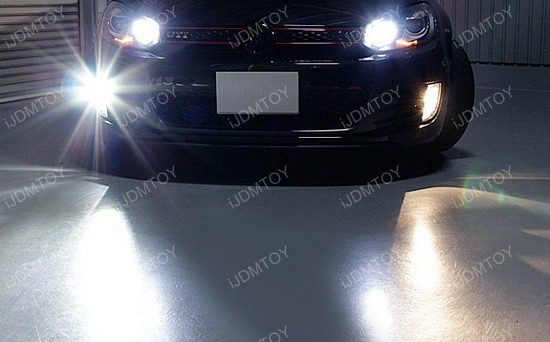 Volkswagen GTi Fog Light Conversion 02
