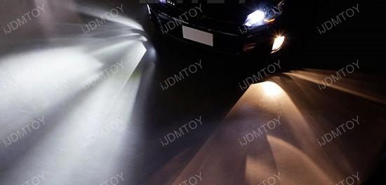 Volkswagen GTi Fog Light Conversion 03