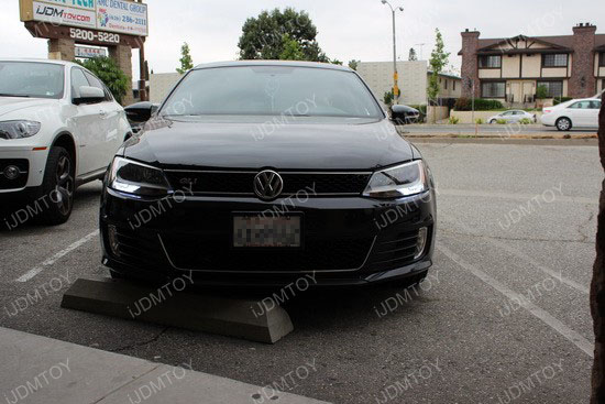 Volkswagen Jetta LED DRL 03