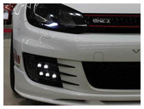 Flexible LED Daytime Running Lights/Puddle Lamps Installation (For 60-085)