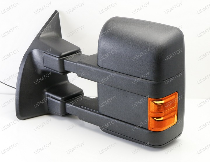 Install Ford F250 F350 F450 Superduty Switchback LED Side Mirror Lights