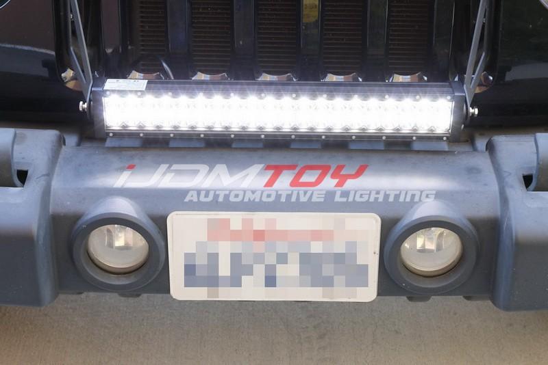 Jeep-Wrangler-LED-Lightbar-wo-Bumper-Mod