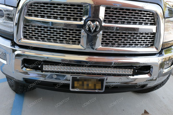 Hook up led light bar
