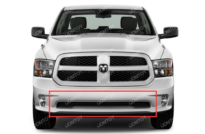 Install Dodge RAM 1500 Express 42 Inch 240W LED Light Bar