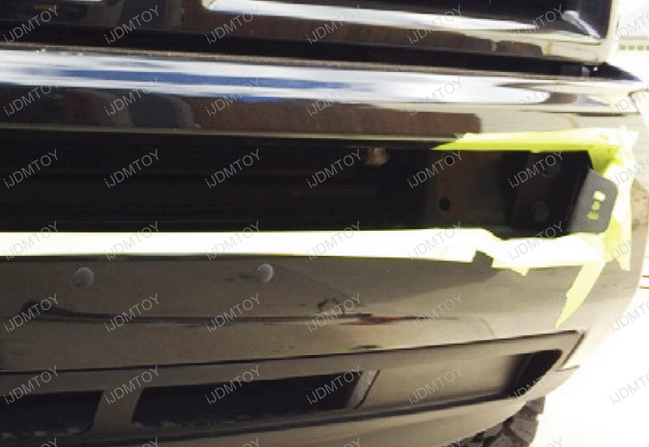 Extremely Bright Dodge RAM 2500 3500 40W CREE LED Light Bar