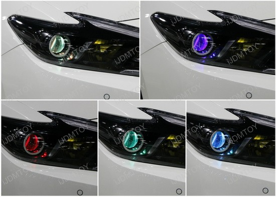 Nissan Maxima Universally Fit RGB LED Strip Module for Demon Eyes Headlight
