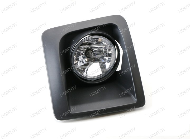 Install GMC Chevrolet 20W CREE LED Pod Lamps