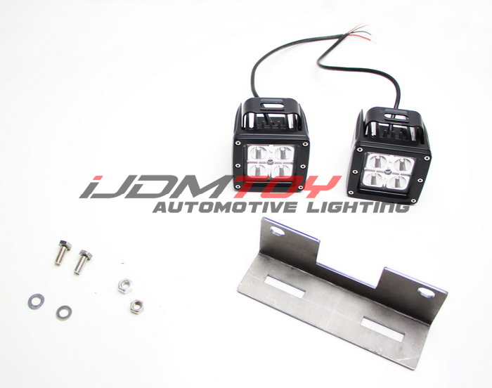 Ford F-150 Raptor Style Dual LED Pod Light
