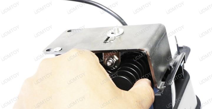 How to Install Toyota Tundra 10W LED Pod Light Lamp