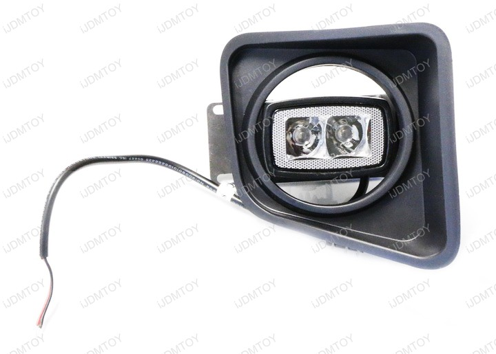 How to Install Toyota Tundra 10W LED Pod Light Lamp