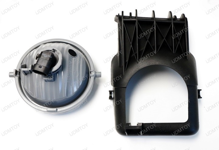 GMC Sierra 1500 1500HD Cubed Cubic CREE lED Fog Pod Light Lamp