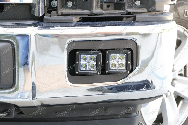 80W High Power CREE LED Cubic Cubed LED Fog Light Lamp for Ford F150