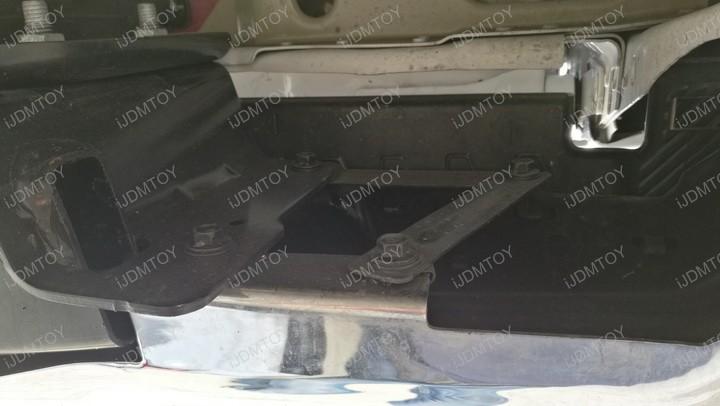 Ford F-150 Truck LED Back Up Reverse Tail Mini Light Bars