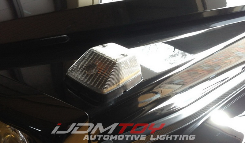 Mercedes G-Class LED Turn Signal Lights