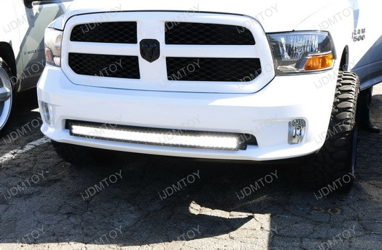 Boost your rams full body look with an led light bar ijdmtoy blog if that sounds like you you can get an led light bar like mikes by shopping for truck led lighting at storeijdmtoy aloadofball Images
