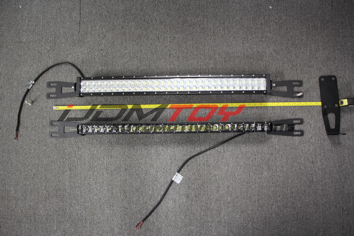 Dodge Ram LED Lightbar Fits