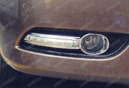 How to Install Nissan Sentra LED Daytime Running Light