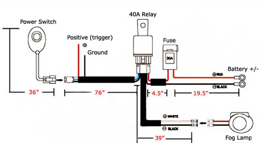 hb3 hb4 light relay diagram   27 wiring diagram images
