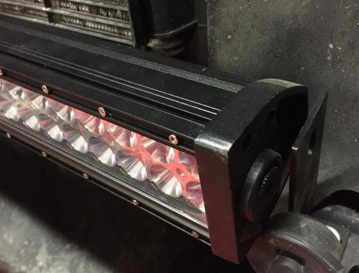 Ford LED F150 Raptor LED Light Bar Install