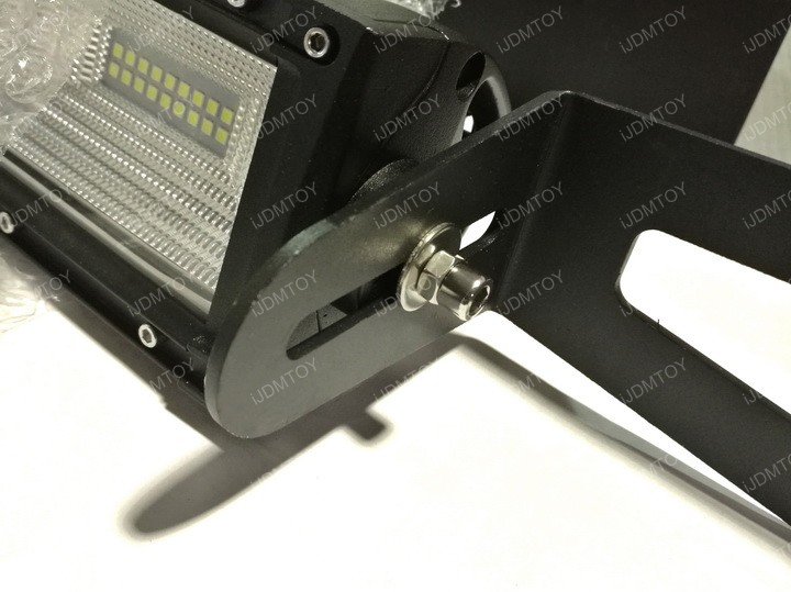 Ford F250 F350 F450 F550 Super Duty LED Light Bar Mounting Install FAQ