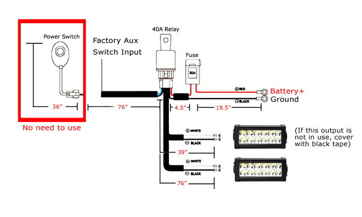 Aux Wire Wiring Diagram | Wiring Diagram