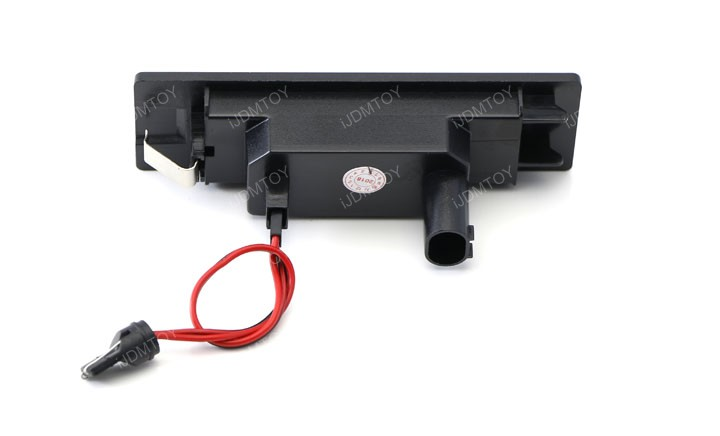 OEM Replacement BMW LED License Plate Lamps