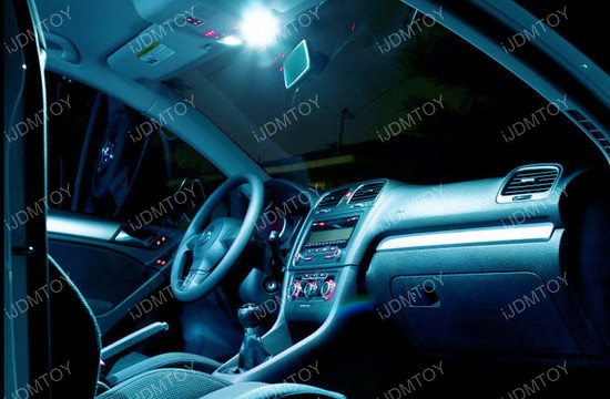 Ice-Blue-LED-Interior-Light
