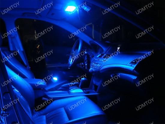 Error Free 8-SMD 211-2 LED Bulbs