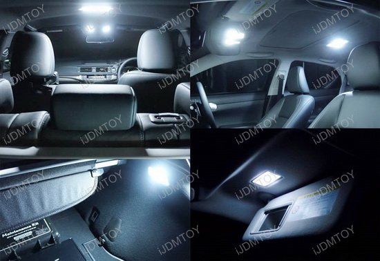 Full LED Interior/Exterior Lighting Kit