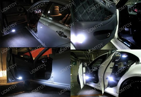 Universal Led Interior Exterior Light Conversion Kit For Any Car