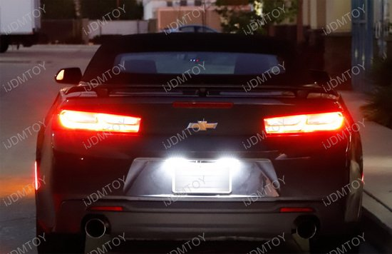 16 Up Chevy Camaro Ls Lt Non Rs Incandescent Tail Light