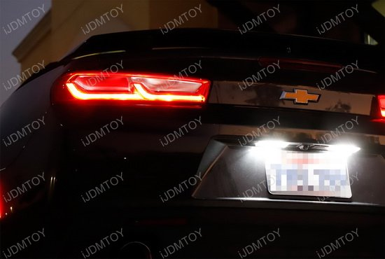 6Gen Camaro LED Tail Light Conversion