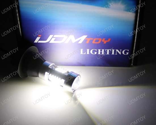 Xenon White 1156 T20 LED Bulbs