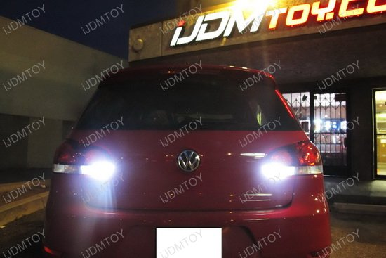 Volkswagen MK6 Golf GTi LED reverse lights