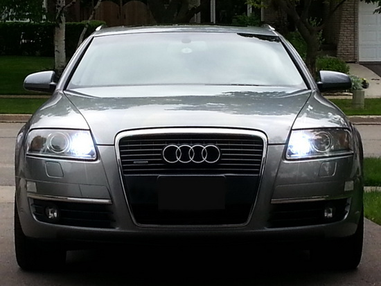 Audi 7506 LED DRL Bulbs