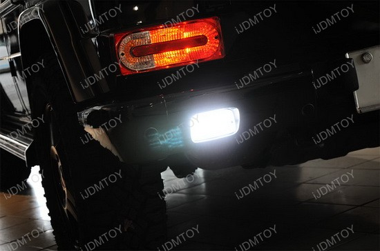 Canbus Error Free 7506 1156 LED Backup Lights