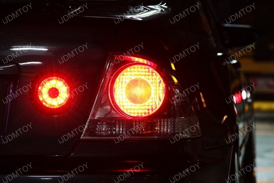 iJDMTOY 21-SMD-5730 LED Brake Light Bulbs