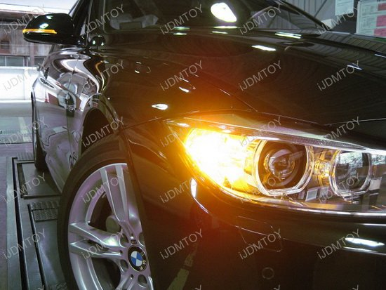 Error Free BMW LED Turn Signal Lights