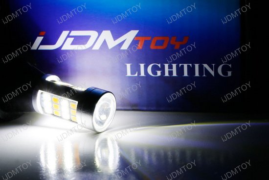 iJDMTOY Nissan Altima LED Daytime Running Light Bulb