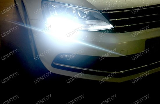 Volkswagen Jetta LED DRL Bulbs
