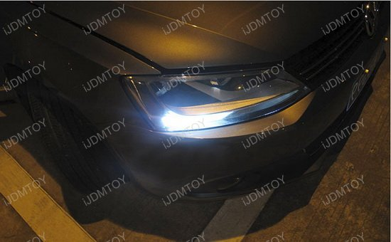 Volkswagen Jetta LED Daytime Running Light Bulbs